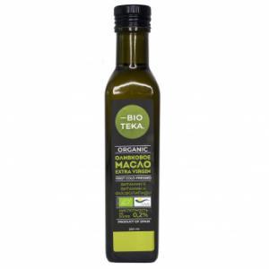 Масло органическое оливковое Extra Virgin, BIOTEKA (250 мл)