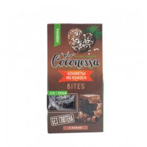 Конфеты из кокоса с какао Coconessa, See-ECO Foods (90 г)