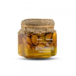Жареный миндаль и мёд белой акации,
