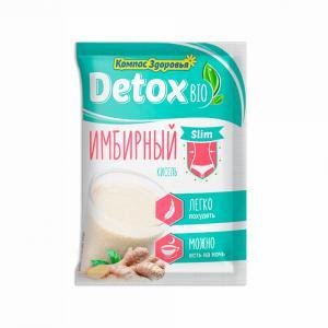 Кисель Detox bio SLIM