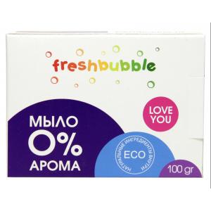 Универсальное твёрдое мыло без аромата, Levrana (100 г)