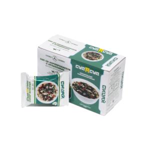 Суп из морепродуктов с креветками Asian fusion 12гр (1 шт)