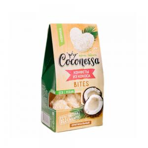 Конфеты из кокоса оригинальные Coconessa, See-ECO Foods (90 г)