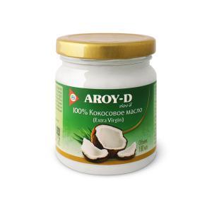 Масло кокосовое AROY-D (180 мл)